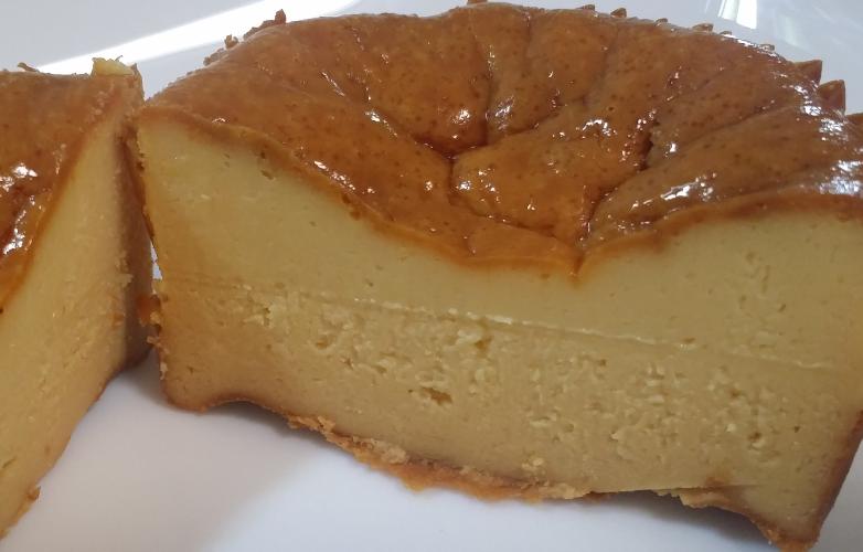 セブンイレブン『バスクチーズケーキ』